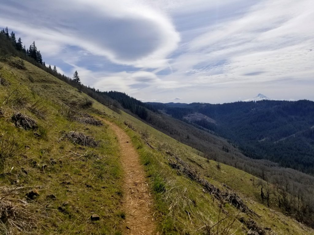 Weldon Wagon Trail Hike