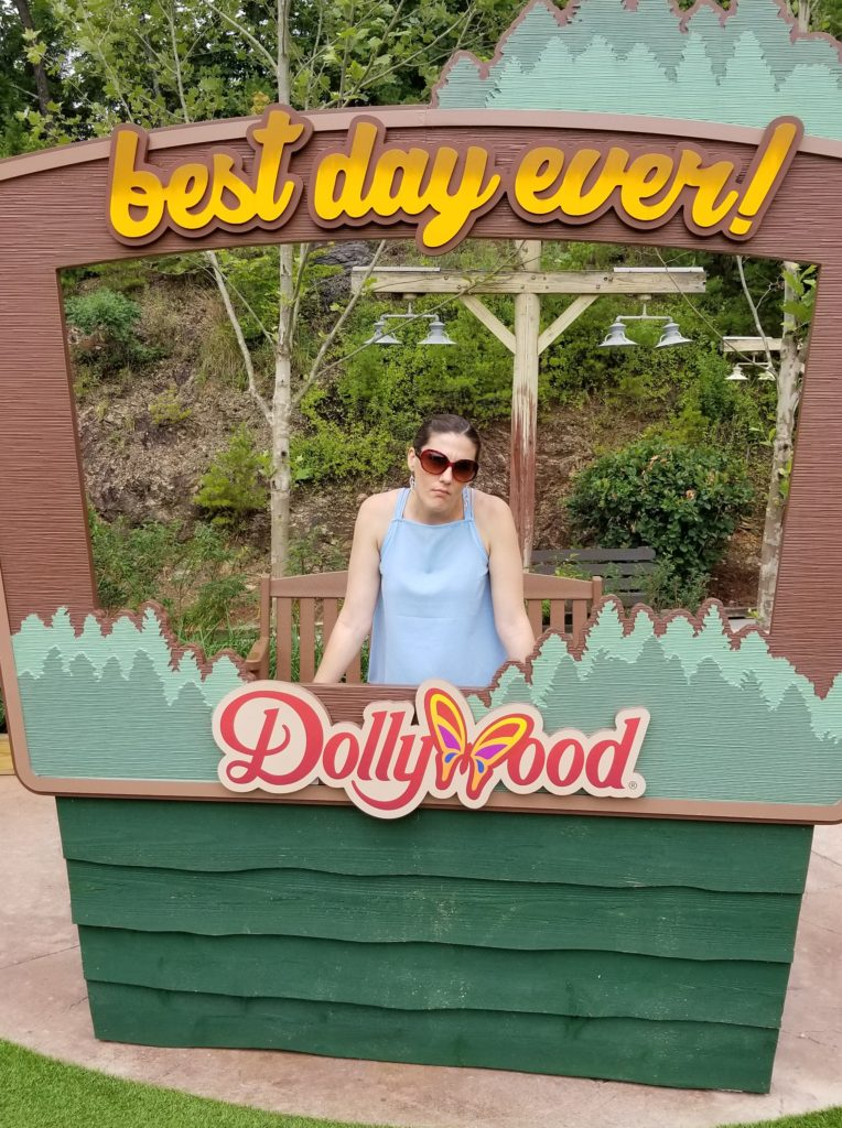 Lis at Dollywood
