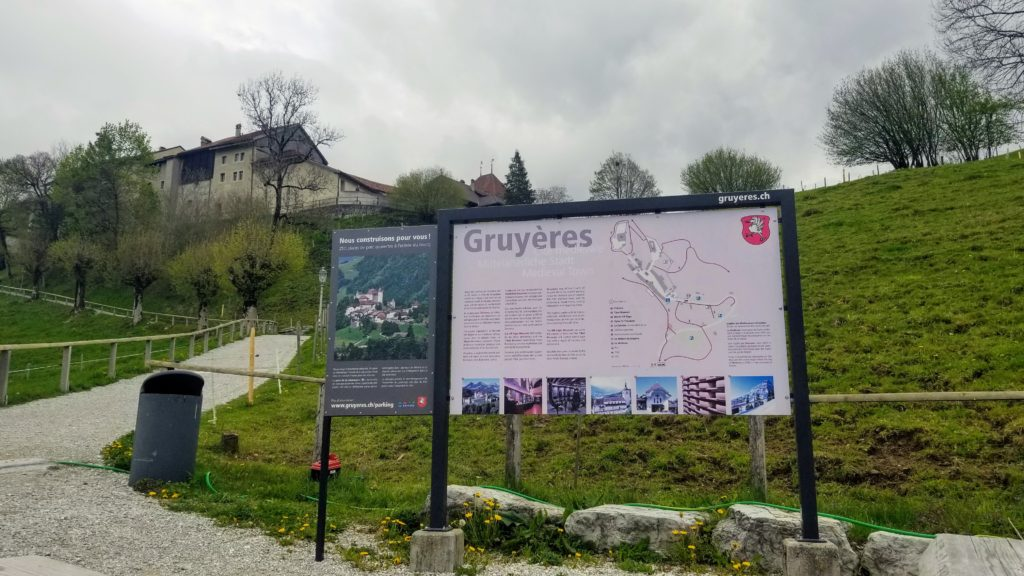 Welcome to Gruyères