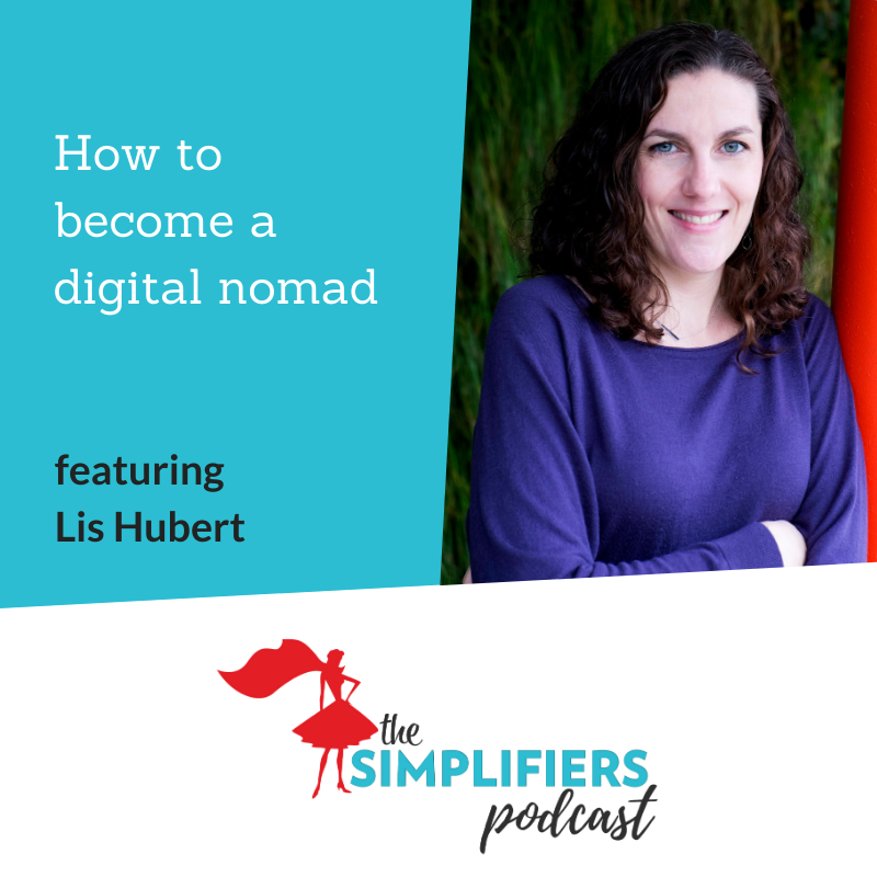 The Simplifiers Podcast featuring Lis Hubert